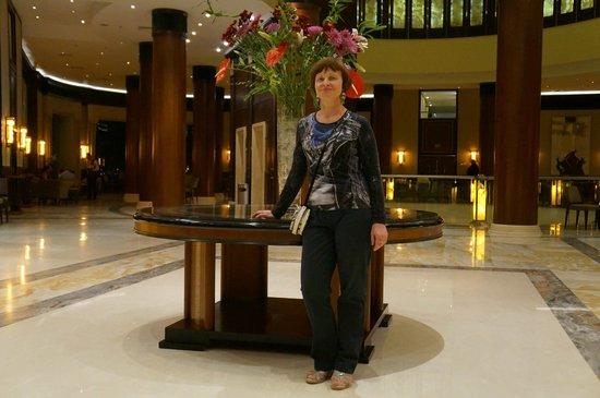 Stella Di Mare Beach Hotel & Spa: lobby of hotel
