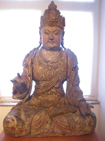 Musée national : Китайский бог