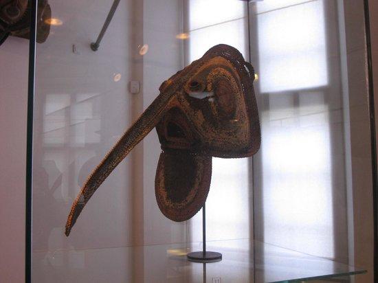 Musée national : Маска Вануату