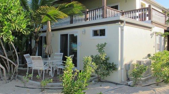 Atlantic Ocean Beach Villas: ocean scape villa