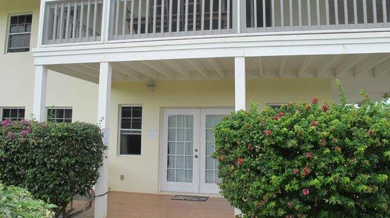 Atlantic Ocean Beach Villas: Hibiscus villa
