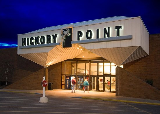 ‪Hickory Point Mall‬