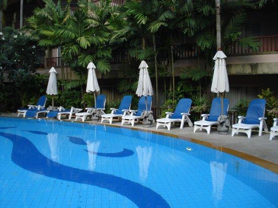 Aonang Princeville Resort: La pileta, muy bien