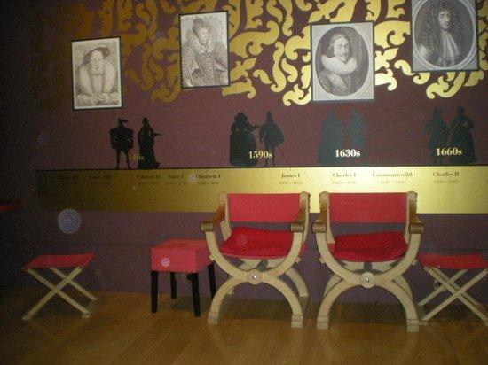 The Queen's Gallery: sala disegno per i bambini