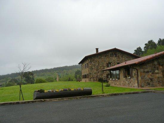 Hotel Lurdeia: Casa Rural Lurdeia