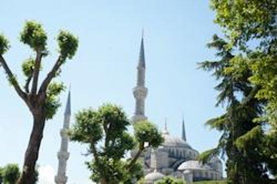 Blaue Moschee (Sultan-Ahmed-Moschee): Blaue Moschee