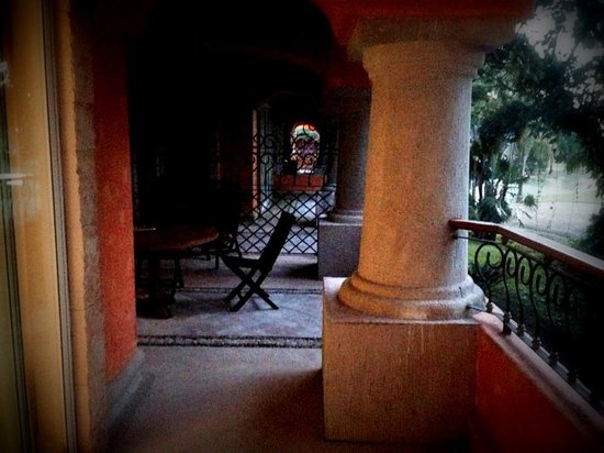 Eurostars Hacienda Vista Real : Historic building feel