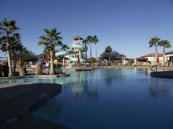 Cibola Vista: A very relaxing resort