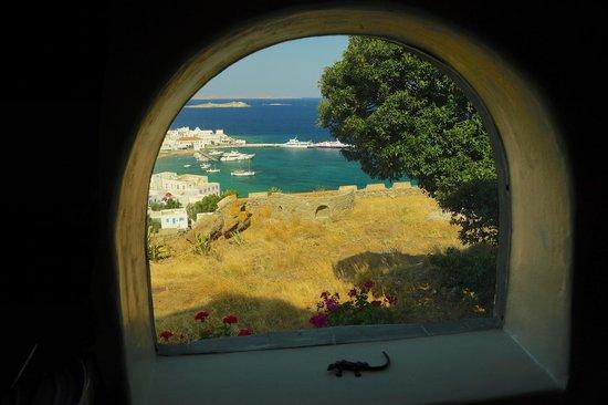 Castle Panigirakis: postcard view