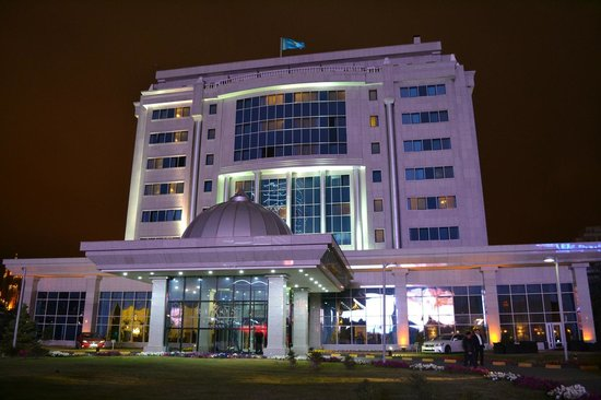 Rixos President Astana Hotel: Hotel