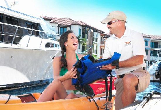 Naples Bay Resort : Kayak