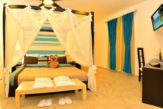 Hotel Boutique Posada Mariposa: cam grand deluxe suite