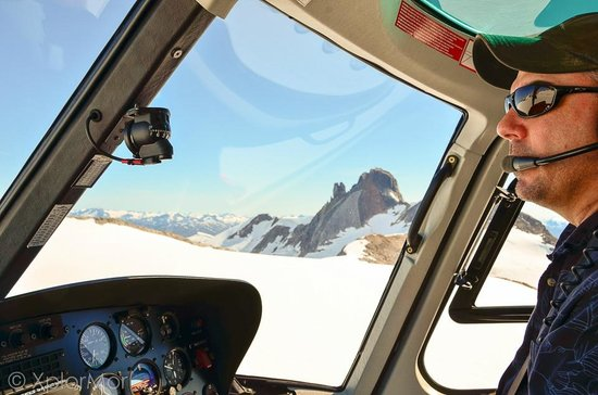 NorthStar Trekking : Flying High over the Juneau Icefield