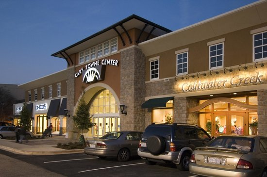 ‪Cary Towne Center‬
