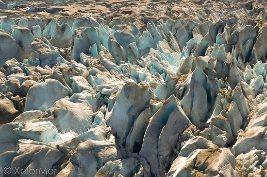 NorthStar Trekking : Glacier Crevasses