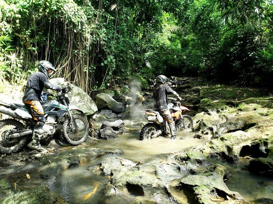 Bali Wilderness Dirt Bike - Day Tours: Dirt Bike Riding Bali at it's best