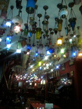 Kybele Cafe Restaurant: best restaurant in Istanbul