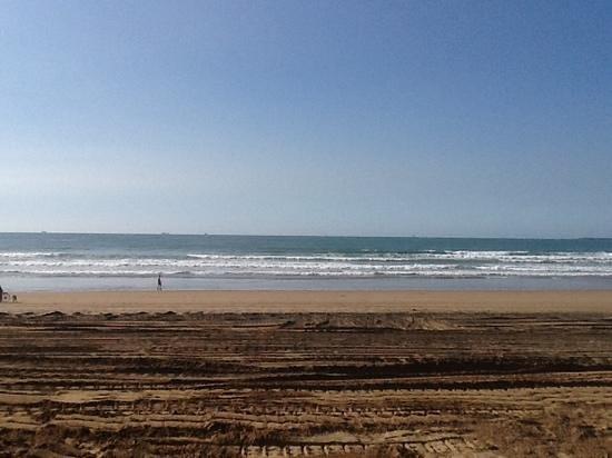 Sofitel Agadir Royal Bay Resort: Hotelbeach