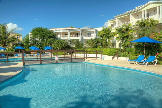 Beach View: The Pool Area