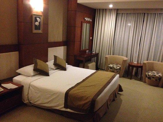 Muong Thanh Hanoi Hotel: Room