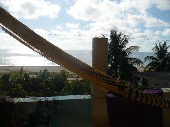 Hotel Ananda : Vista dal secondo piano