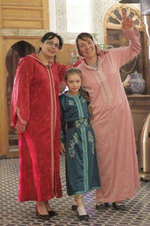 Riad La Cle de Fes : réveillon 2014