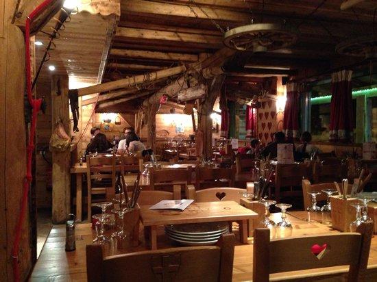 Int Rieur Du Restaurant Picture Of L 39 Ecurie