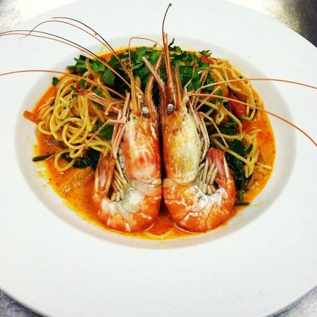 Lefty's Grill : Amazing fresh nightly dinner specials
