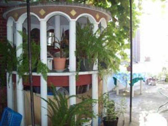 La Casa de Teresa : Parte de patio