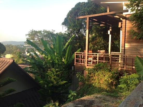 Kata Hi View: bungalow de luxe D1