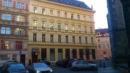 Ventana Hotel Prague : Ventana Hotel