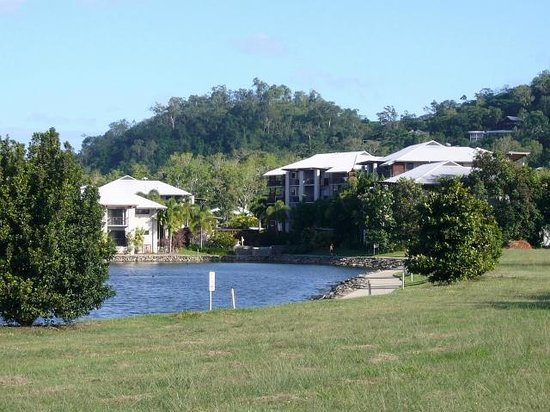 Blue Lagoon Resort: From the garden