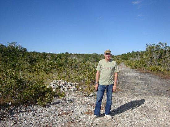 Dagny Johnson Key Largo Hammock Botanical State Park: Ocean side area