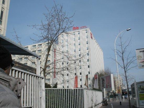 Hotel picture of ibis paris porte d 39 orleans montrouge - Porte de orleans ...