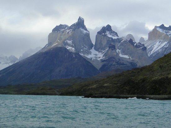 Torres del Paine National Park: los Cuernos del Paine