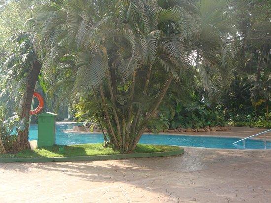 The Leela Mumbai : terrasse très appréciable