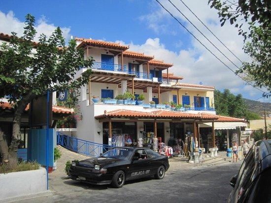 Votsalakia Hotel: корпус отеля