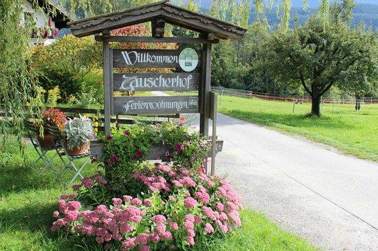 Willkommen am Zauscherhof