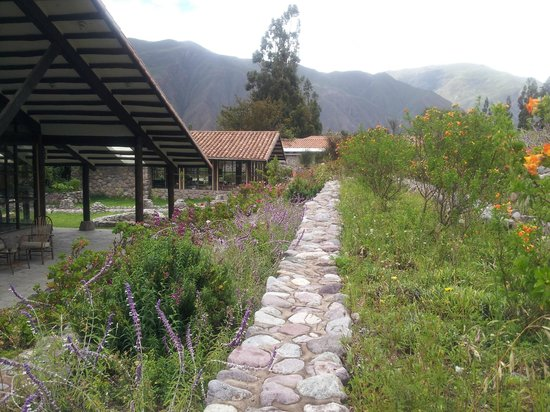 Inkallpa Valle Sagrado: Caminos