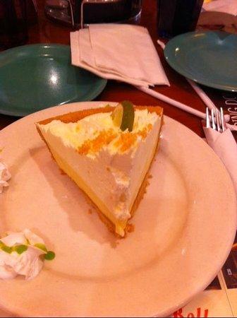 Marietta Diner: Key Lime Pie