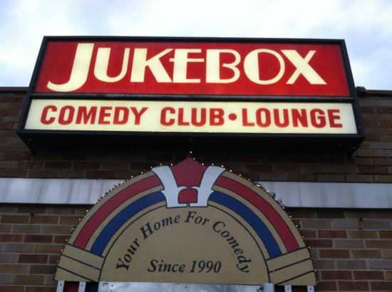 Jukebox Comedy Club: Great place to take a date, friends, coworkers, bachelor/bachelorette party, any reason to go ou