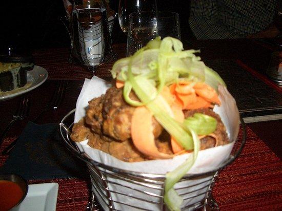 Rx Boiler Room: Crispy fried game hen