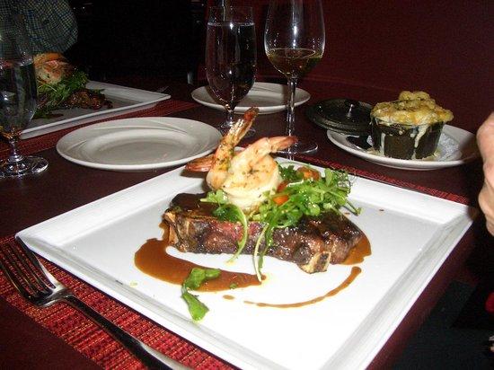 Rx Boiler Room: NY Strip Steak - hughe