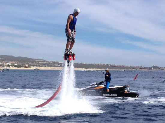 Cabo FlyBoard : experience the awesomeness!