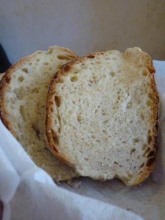 Hostaria da Enzo: Pan