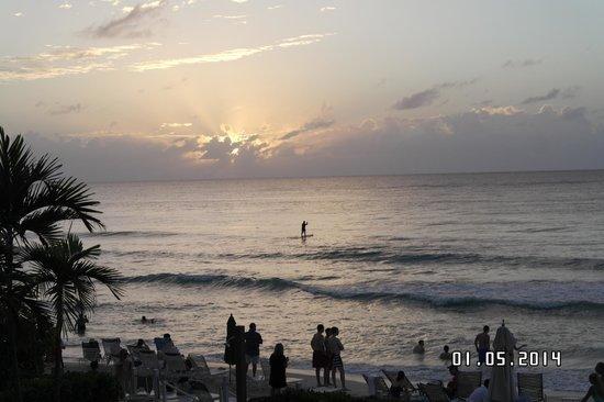 Grand Cayman Marriott Beach Resort: beautiful sunsets