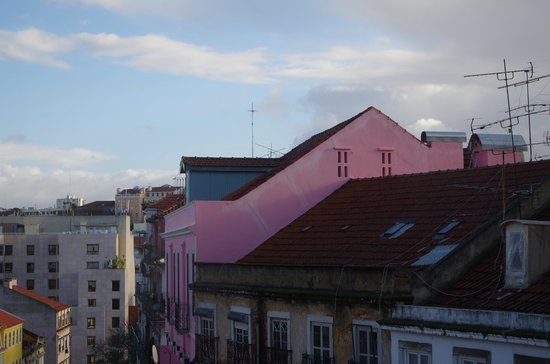 Botanico Hotel : vue de la chambre