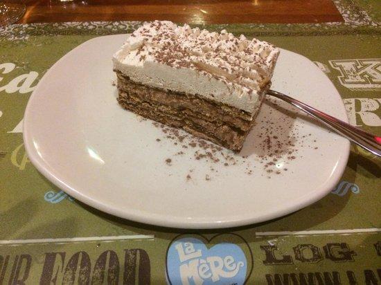 La Mere Restaurant: Homemade Delight!