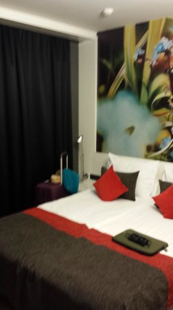 Bohem Art Hotel: Quarto Standard