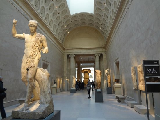 a review of the class visit to the metropolitan museum of art Metropolitan museum of art interview details: 58 interview questions and 58 interview reviews posted anonymously by metropolitan museum of art interview candidates.